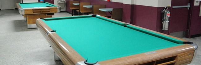 Billard - Centre communautaire de loisir Sherbrooke