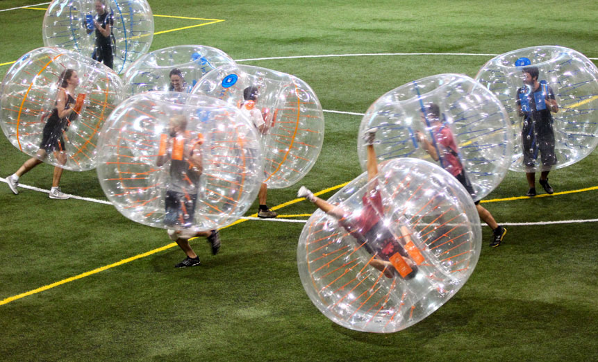 Bubble Football - Centre Multi Loisirs Sherbrooke