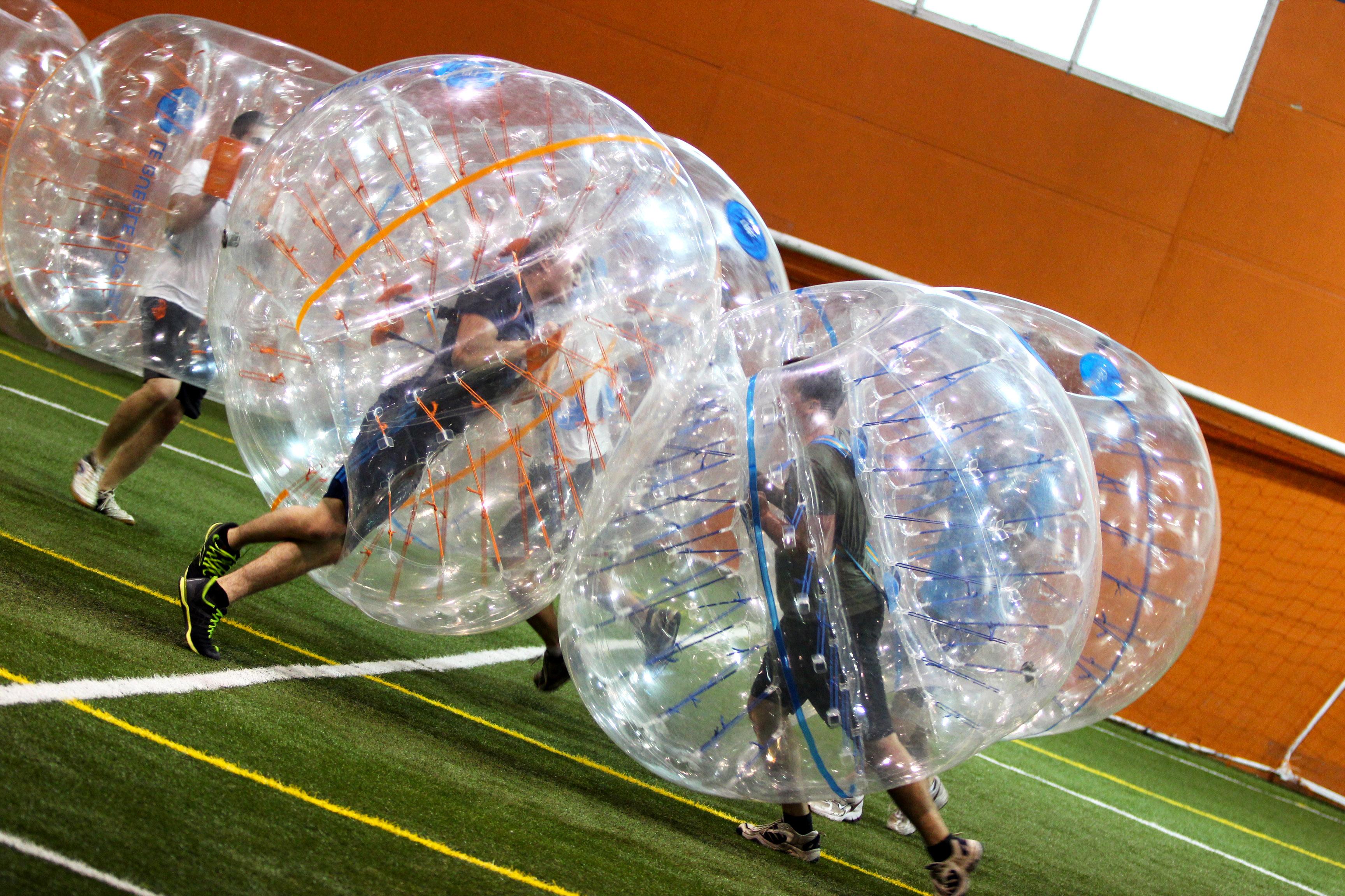 Le Bubble Football 8