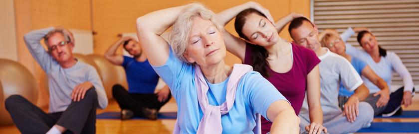 Voir les activités de la programmation adulte - 50 ans et plus - Centre Multi Loisirs Sherbrooke