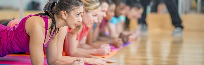 Voir les activités de la programmation adulte -Activités physiques d'effort modéré à intense - Centre Multi Loisirs Sherbrooke