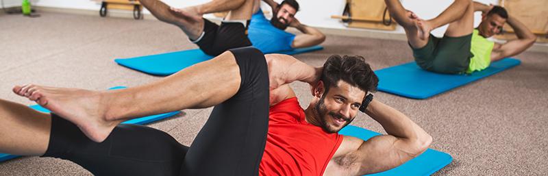 Voir les activités de la programmation adulte - Pilates - Centre Multi Loisirs Sherbrooke